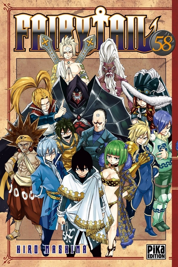 Fairy Tail Tome 3 (VF)