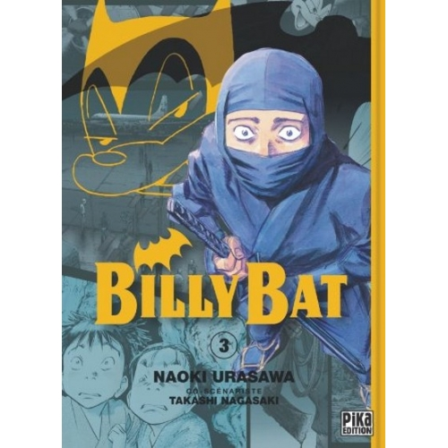 Billy Bat Tome 3 (VF)