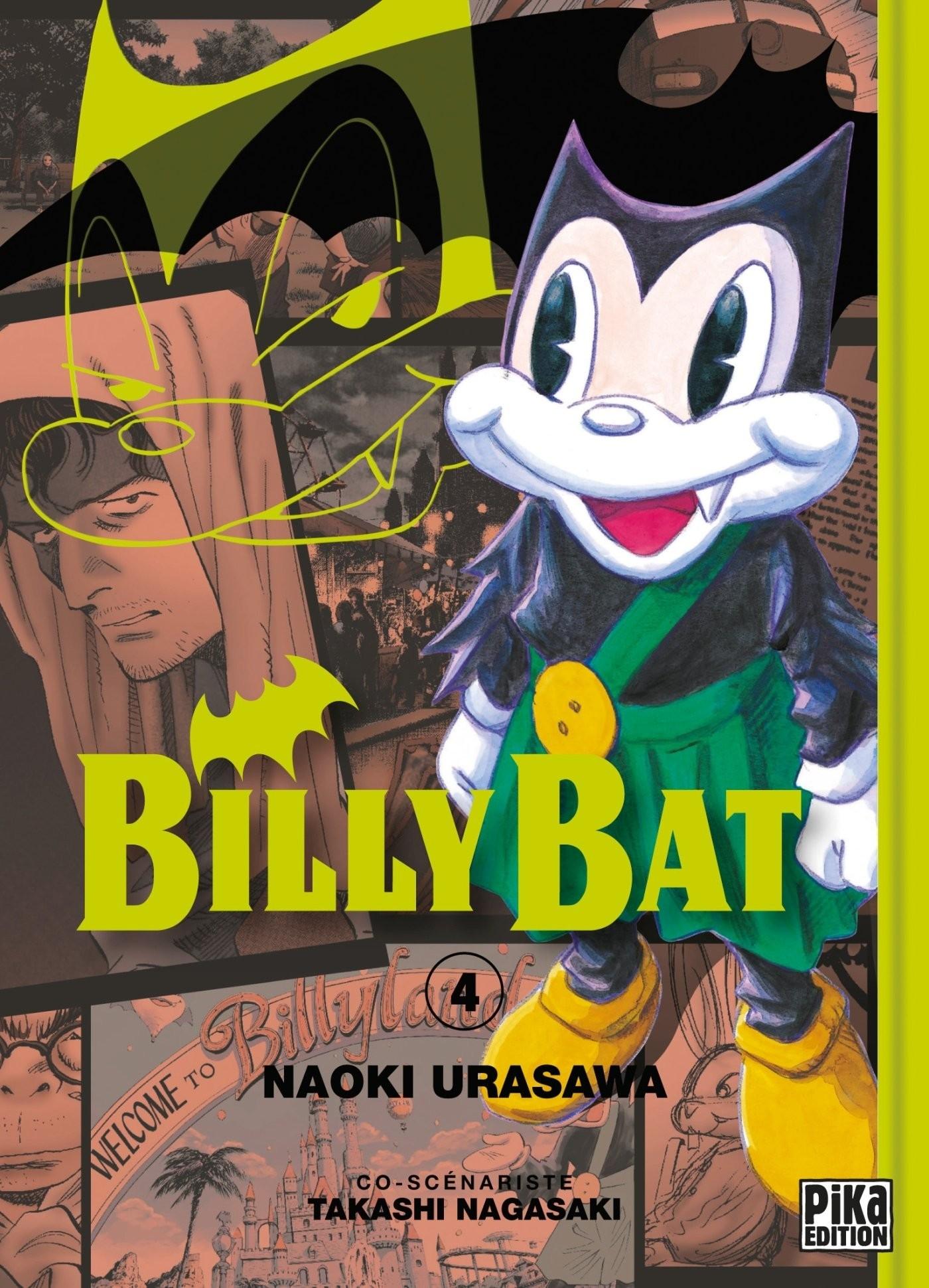 Billy Bat Tome 3 (VF)