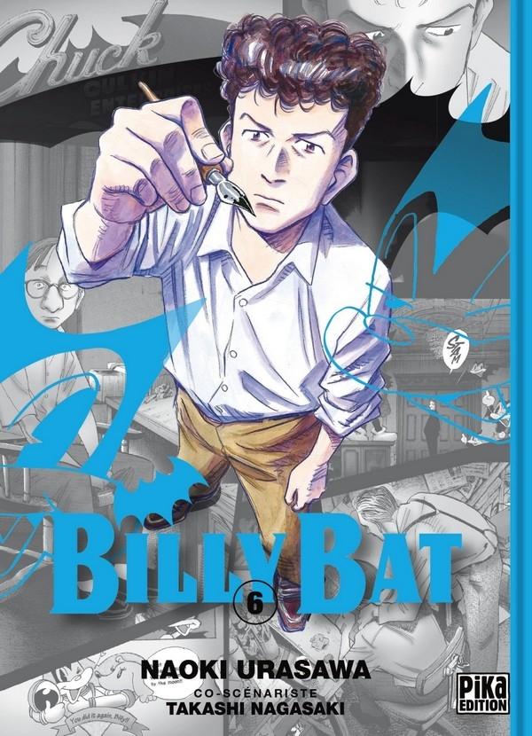 Billy Bat Tome 5 (VF)