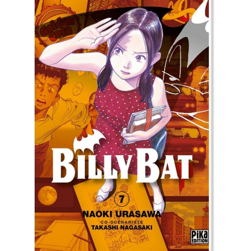 Billy Bat Tome 7 (VF)