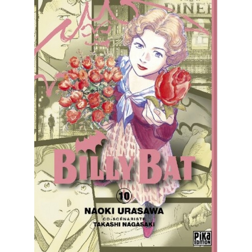 Billy Bat Tome 10 (VF)