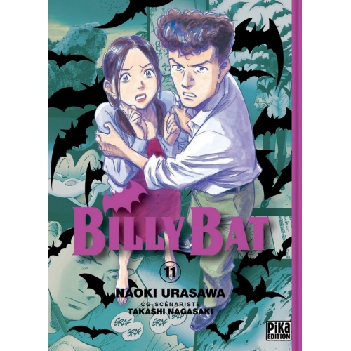 Billy Bat Tome 11 (VF)