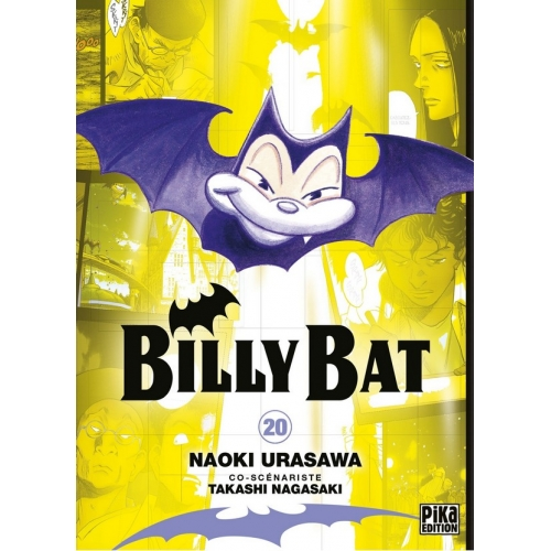 Billy Bat Tome 20 (VF)