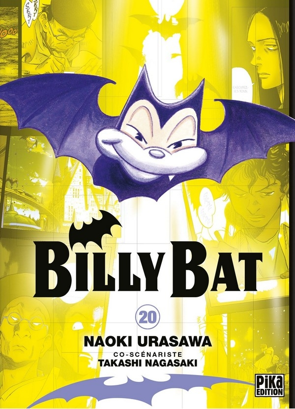Billy Bat Tome 19 (VF)
