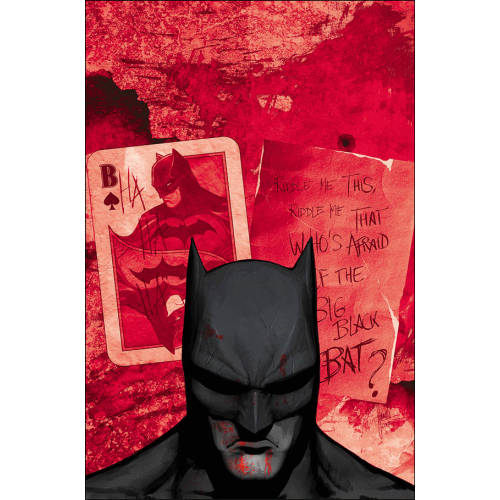 Batman 25 (VO) SECOND PRINT