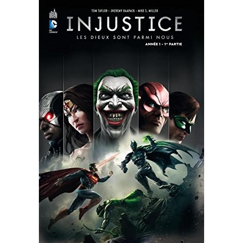 Injustice Tome 1 (VF)