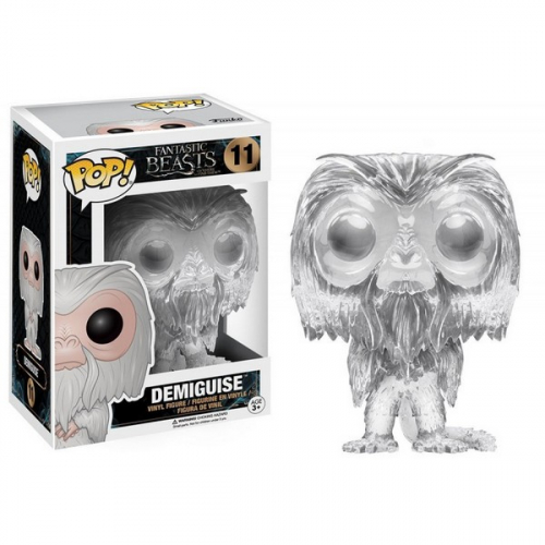 Funko Pop Harry Potter Demiguise Translucide