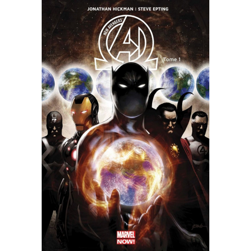 NEW AVENGERS MARVEL NOW T01 (VF)
