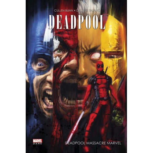 Deadpool massacre Marvel (VF)