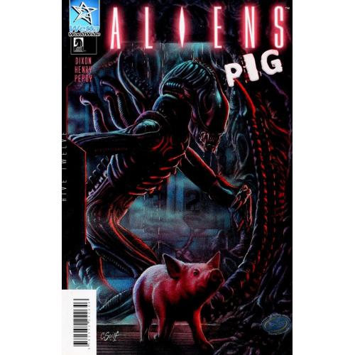 Aliens - Livre Deux - Edition Collector Exclusive - 250 ex (VF)