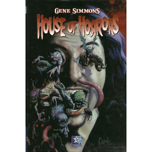 KISS - Gene Simmons - House of Horrors (VF) Greg Capullo