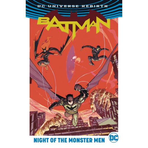 BATMAN: NIGHT OF THE MONSTER MEN TP (VO)