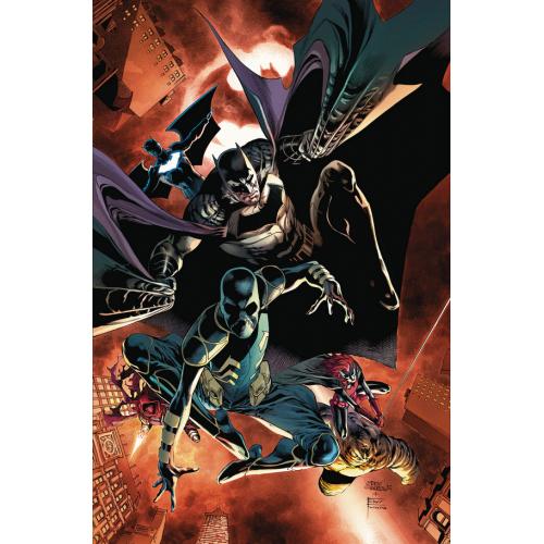 BATMAN: DETECTIVE COMICS VOL. 3: LEAGUE OF SHADOWS TP (VO)