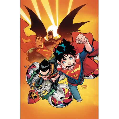 SUPER SONS VOL. 1: WHEN I GROW UP TP (VO)