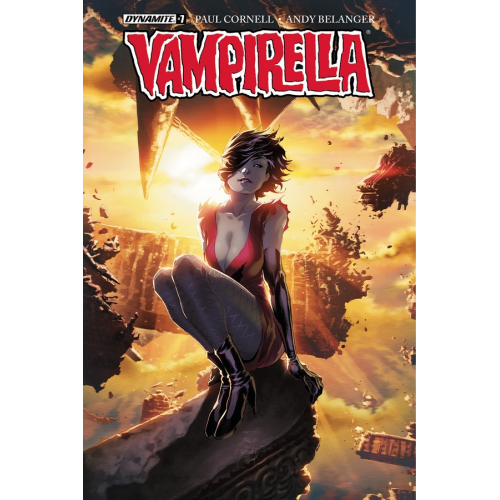 Vampirella 7 Philip Tan Cover (VO)