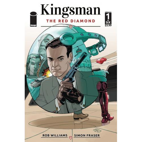 KINGSMAN: THE RED DIAMOND 1 (VO)