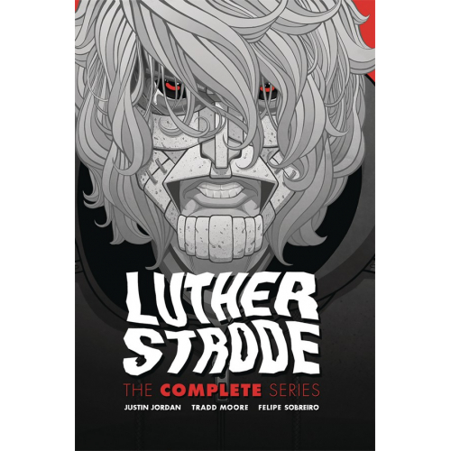 LUTHER STRODE: THE COMPLETE SERIES HC (VO)