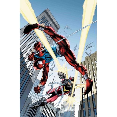 Ben Reilly Scarlet Spider 8 (VO)