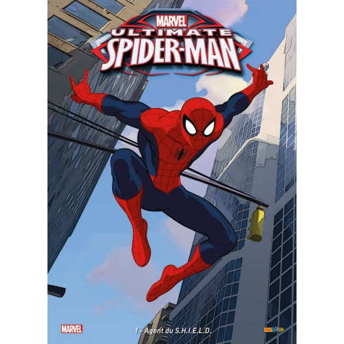 Ultimate Spider-Man Tome 1 (VF)