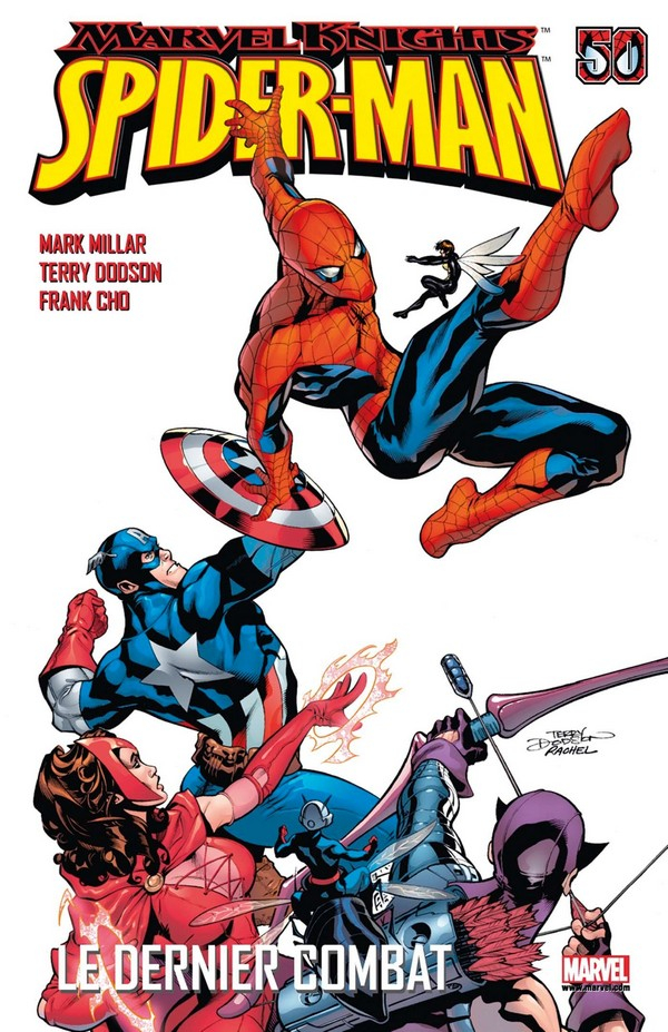 Spider-Man Marvel Knights (VF)