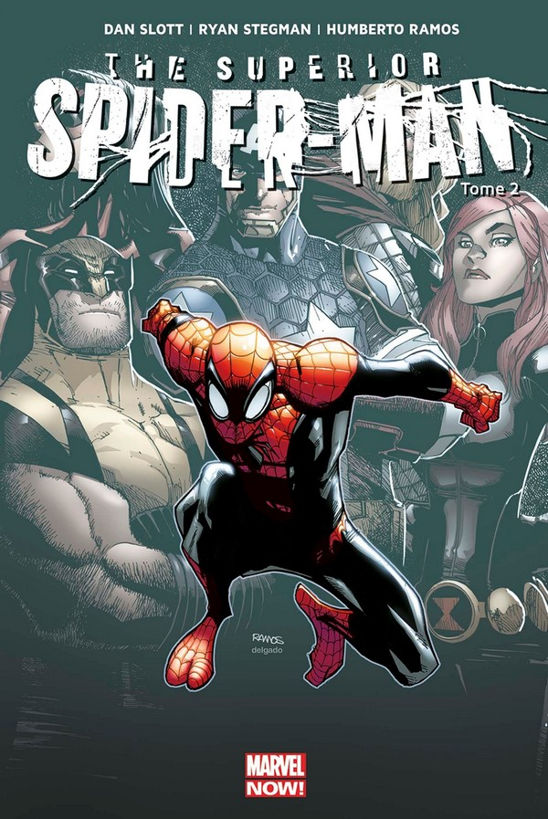 Superior Spider-Man Tome 2 (VF)