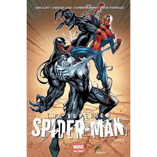 Superior Spider-Man Tome 5 (VF)