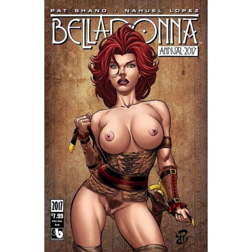 Belladonna Annual 2017 Killer Body Nude (VO)