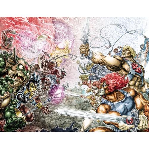 He-Man / Thundercats TP (VO)
