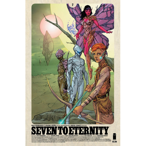 Seven to Eternity 7 Cover B (VO)