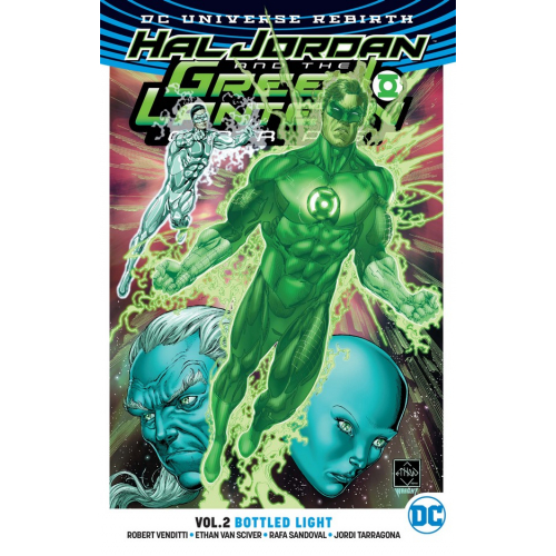 Hal Jordan and the Green Lanterns TP VOl.2 Bottled Light(VO)