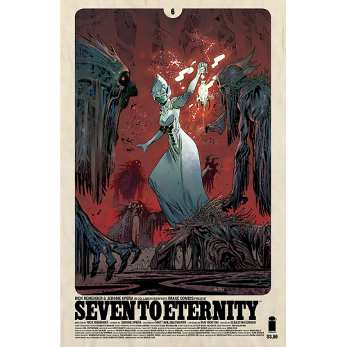 Seven to Eternity 6 Cover B Harren (VO)