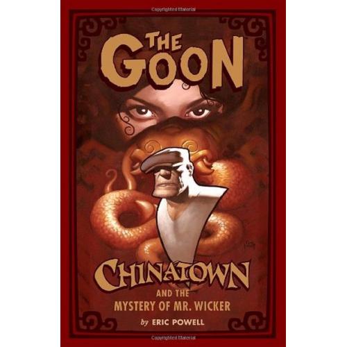 The Goon Chinatown HC (VO)