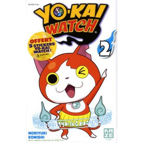 Yo-Kai Watch Tome 2 (VF)
