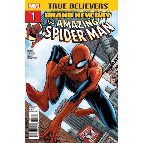 Brand New Day The Amazing Spider-Man 1 (VO)