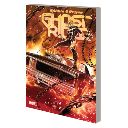 Ghost Rider Four on The Floor Tp (VO)