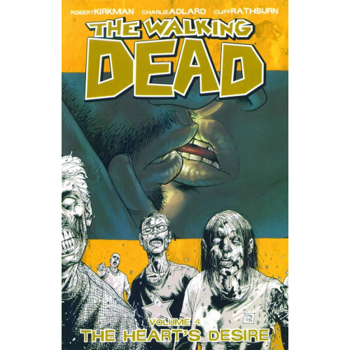 The Walking Dead TP Vol. 4 (VO)