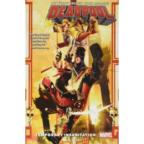 Deadpool World's Greatest Vol.4 TP (VO)