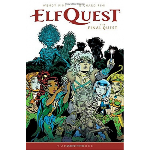 Elfquest The Final Quest Vol.3 TP (VO)