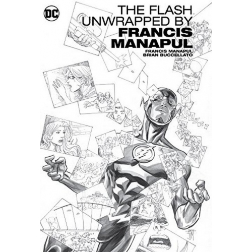 FLASH UNWRAPPED BY FRANCIS MANAPUL HC (VO)