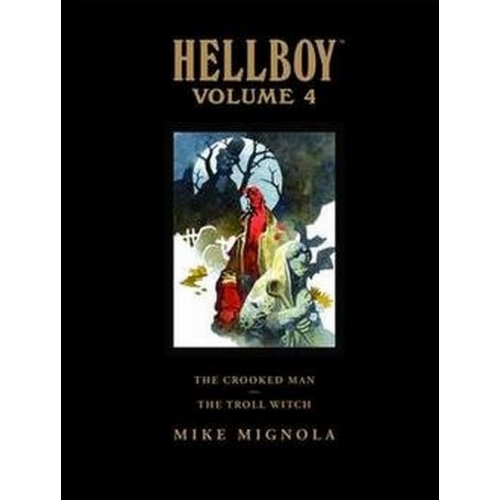 Hellboy Library Ed HC Vol 4 Crooked Man (VO)