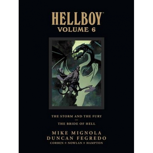Hellboy Library HC Vol 6: The Storm and The Fury and The Bride of Hell (VO)