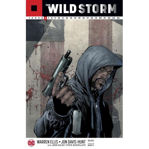 The Wild Storm 6 Jim Lee Variant (VO)