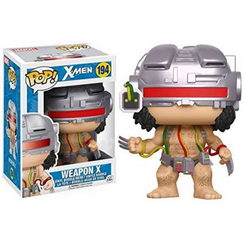 Funko Pop X-Men Weapon X