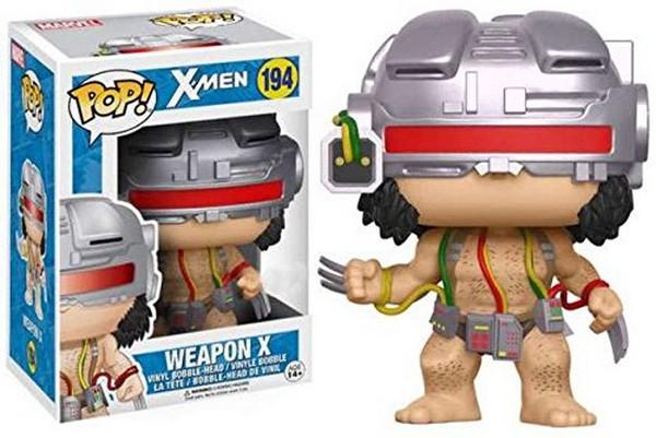 Funko Pop X-Men Weapon X