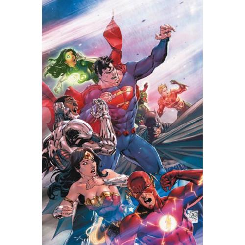 Justice League Rebirth n°4 (VF)