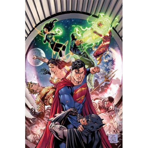 Justice League Rebirth n°5 (VF)