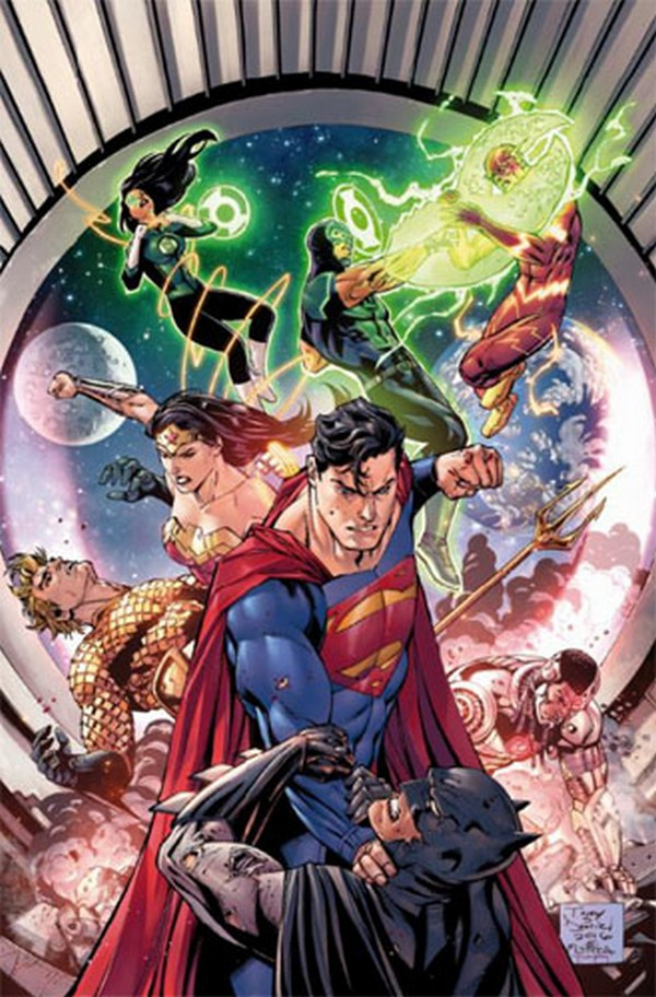 Justice League Rebirth n°5 (VF)