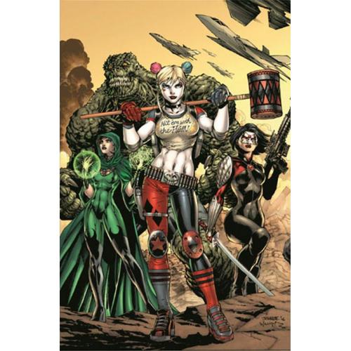 Suicide Squad Rebirth n°3 (VF)