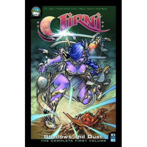 Jirni Volume 1: Shadows & Dust TP (VO)